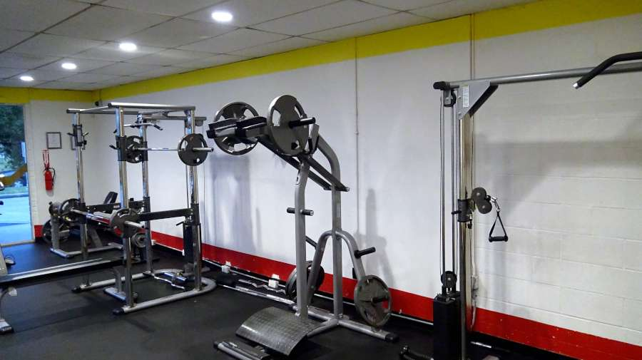 League City Fitness Center Gallery